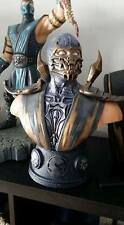 Syco Collectibles Mortal Kombat MK9 Scorpion Bust Statue