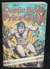 Overstreet Comic Book Price Guide No.5 - Tarzan - VG/FN - 1975