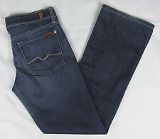 Womens 7 For all Mankind Boot cut jeans - Blue – Size 29