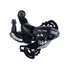 New Shimano Tourney RD-TX500 Direct-Mount Rear Derailleur 6/7 Speed Black