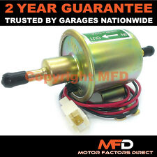 12V ELECTRIC UNIVERSAL POSITIVE EARTH FUEL FUMP FACET CYLINDER STYLE KIT CAR