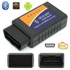 Super Mini ELM 327 Bluetooth V1.5 OBDII OBD2 Car Diagnostic Interface Scanner CD