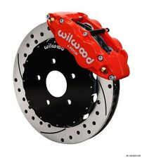 Honda Civic,CR-Z Wilwood Superlite 6R Front Big Brake Kit Includes Brake lines ^