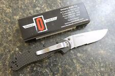 Ontario 8883CF RAT1 Carbon Fiber Scales D2 Blade Folding Knife LIMITED EDITION!