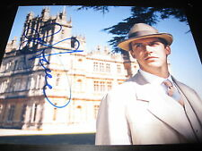 DAN STEVENS SIGNED AUTOGRAPH 8x10 PHOTO DOWNTOWN ABBEY IN PERSON COA RARE NY D