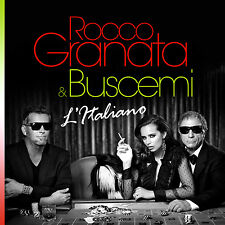 CD Rocco Granata and Buscemi L'Italiano incl Marina 2CDs