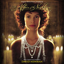 L'AFFAIRE DU COLLIER (THE AFFAIR OF THE NECKLACE) MUSIQUE - DAVID NEWMAN (CD)