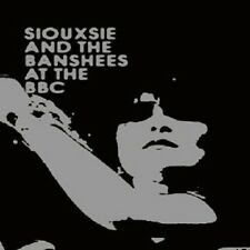 SIOUXSIE & THE BANSHEES - AT THE BBC 3 CD + DVD NEU
