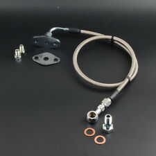Turbo Oil Feed Line Kit MAZDA RX-7 FC3S W/ Stock HITACHI HT18S