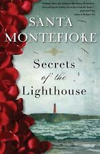 Secrets of the Lighthouse : A Novel by Santa Montefiore (2014, Hardcover)