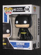 DC UNIVERSE CLASSIC BATMAN FUNKO POP VINYL 1989 KEATON JUSTICE LEAGUE NEW HOT