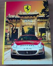 FERRARI OFFICIAL YEARBOOK  2005 ENGLISH  and ITALIAN LANGUAGE