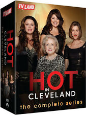 Hot In Cleveland: The Complete Series - 17 DISC SET (2016, REGION 1 DVD New)