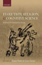 Evolution, Religion, and Cognitive Science: Critical and Constructive Essays, Tu