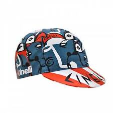 "NEW Cinelli ""2 Crit Coppa Agostoni"" Cotton Cycling Cap - ONE SIZE - fixed track"