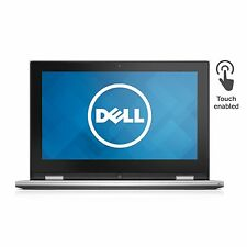 "NEW Dell Inspiron 2-in-1 Touch 11.6"" Notebook I3000-101SLV Celeron N3050 2GB 32G"