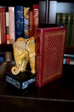 POEMS OF ROBERT BURNS Full Leather EASTON PRESS Deluxe COLLECTOR'S EDITION