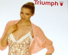 TRIUMPH Damen Bolero - Gr. S  - Winter Moments Bolero 45  rosa   NEU+OVP