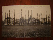 LA COURONNE  :  L' Usine de Beauvais.