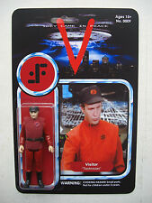 VISITOR TECHNICIAN CUSTOM FIGURE MOC V 'Visitor' Vintage Sci-fi TV SHOW