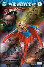 SUPERGIRL 1 VOL 7 NYCC NEW YORK COMIC CON HOLO FOIL HOLOFOIL VARIANT NM