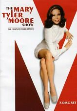Mary Tyler Moore Show: The Complete Third S (2009, DVD NIEUW) Season 33 DISC SET