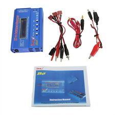 iMAX B6 Lipo NiMh Li-ion Ni-Cd RC Battery Balance Digital Charger Discharger B8