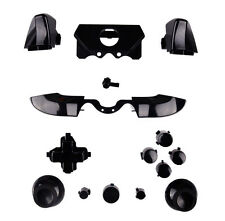 Bumpers Triggers buttons dpad LB RB LT RT For Xbox One Elite Controller Black