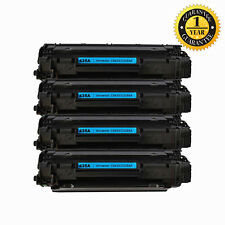 4PK CE285A LaserJet Toner Cartridge For HP 85A P1102 P1102w P1006 P1005 M1212nf