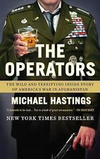 The Operators: The Wild and Terrifying Inside Story of America's War in Afghanis