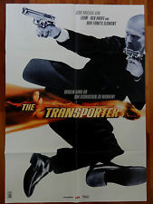 JASON STATHAM THE TRANSPORTER Orig. Filmplakat