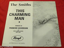 "THE SMITHS -This Charming Man- New York Mix UK 12"" Amended logo no stars or dome"