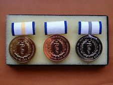 DDR East Germany Order Orden Soviet Socialist Medal Health Services Set 3 Class
