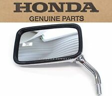 New Genuine Honda Left Mirror VT1300 VTX1300 VT750 Shadow (See Notes) #R115
