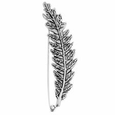 New Design Large Leaf Decorative Pin ideal for Wrap, Shawl or cardigan etc..