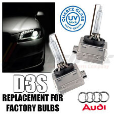 AUDI A3 S3 8P Sline D3S Factory Xenon HID Headlight Replacement Lamps Bulbs 35w