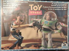 Toy Story Adventure Board Game, based on the film, Schmidt International, 1995.