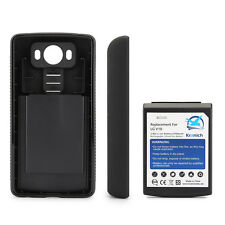 Kranich 9700mAh LG V10/BL-45B1F Extended Battery Replacement w/Back Case