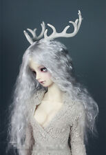 Milu Deer Horns (a Pair) For 1/3 SD,Uncle BJD Doll Accessories