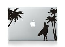 "Surfer Macbook Laptop Sticker Decal Macbook Air/Pro/Retina 13""15""17"""
