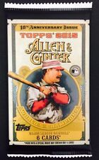 Auto/Relic/1/1/Cut/DNA/Pick/Buyback Hot Pack 2015 Topps Allen & Ginter Stallone?