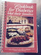 Cookbook for Diabetics and Their Families by Karen Ptak (1984, PAPERBACK S#5382B
