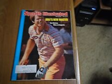 Sports Illustrated 1977 Tom Watson Masters Cover/ Boston Marathon/Sam Pollock
