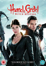 Hansel and Gretel: Witch Hunters - DVD
