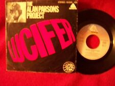 The Alan Parsons Project - Lucifer / I'd rather be a man   orig. 45