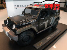Maisto 1/18 - Jeep Rescue Concept Police SWAT