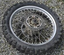1992 92 Suzuki RM250 RM 250 Rear Wheel Assembly for parts