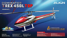 Free Shipping - ALIGN T-REX 450L TOP 6S RH45E24XW New