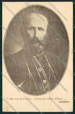 Trapani Campobello di Mazara Garibaldi cartolina QQ0766
