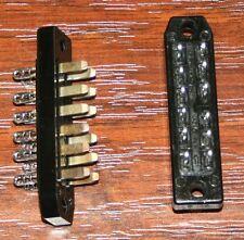 12 pin Tuchel Pair Telefunken,Danner,TAB,Siemens,Lawo,Eckmiller V72,V74,V76,U73